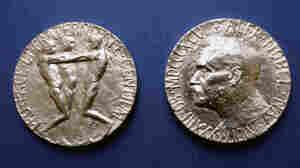 Nobel Prize Medals.