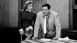 Audrey Meadows And Jackie Gleason, 'The Honeymooners.'