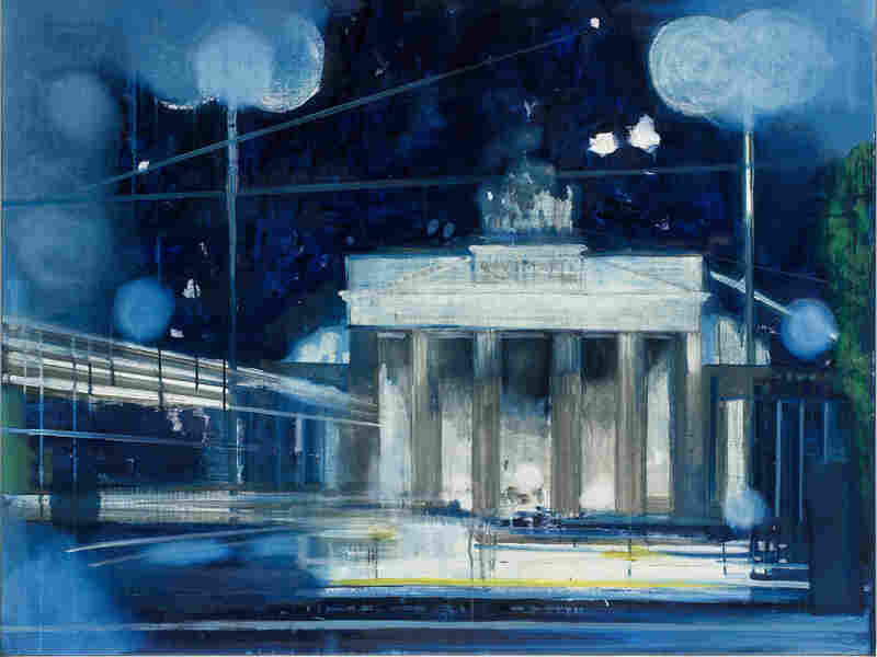 Brandenburg Gate by Reinhard Stangl