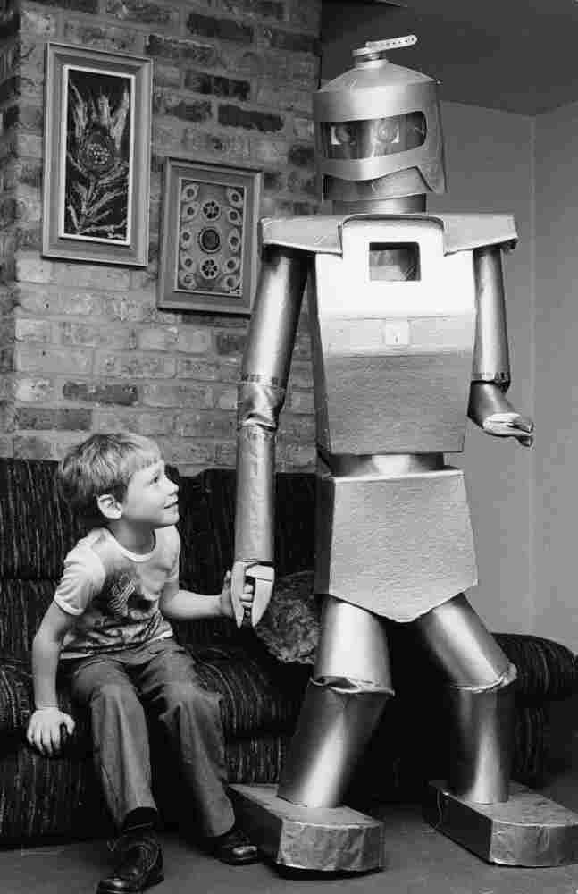 Robotic Nanny