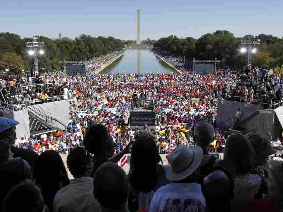 """""""One Nation Working Together Rally"""""""