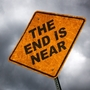 'End Is Near' sign