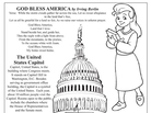 Tea Party coloring book
