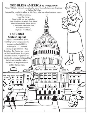 Tea Party And Crayons Coloring Book For Kid Patriots Its All