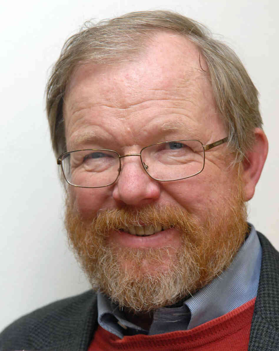 Bill Bryson pictured in 2007.