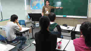 School Offers Life Lessons To North Korean Defectors