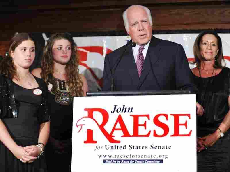 Republican John Raese