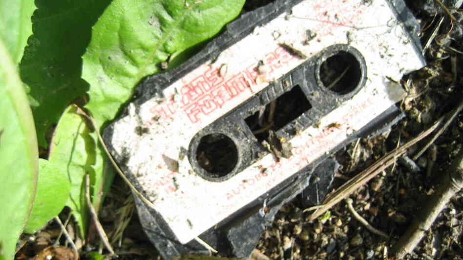 Discarded Tape