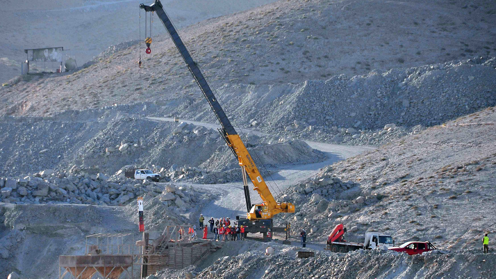 bcom 275 chilean miner Free essay: chilean copper mine collapse bcom/275 disaster strikes a chilean mine on august 5, 2010, employees of minera san esteban primera woke up  live chat chile looks to improve productivity in copper mining.
