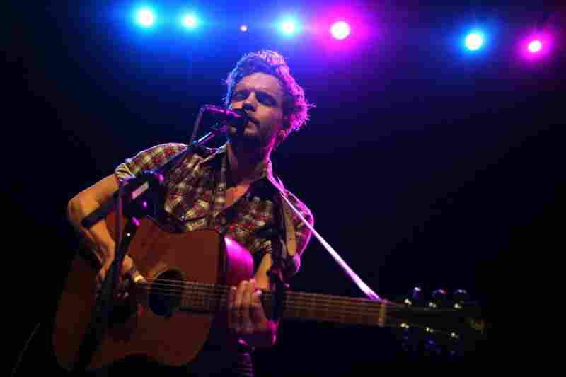 The Tallest Man On Earth, performing live at the 9:30 Club in Washington, D.C. Oct. 3, 2010.