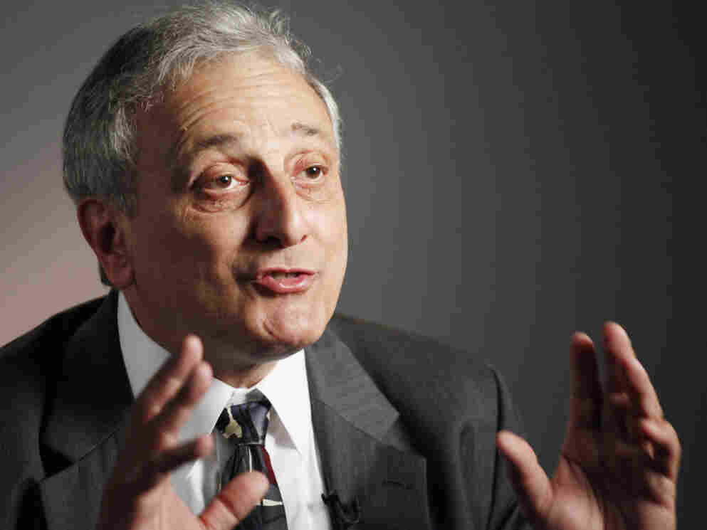 Carl Paladino, GOP candidate for governor of New York; Sept. 27, 2010.
