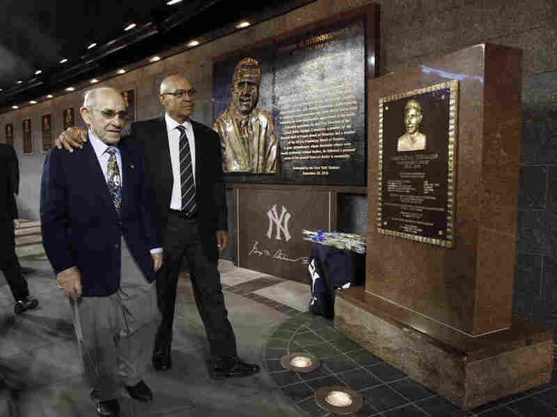 Yogi Berra, Reggie Jackson