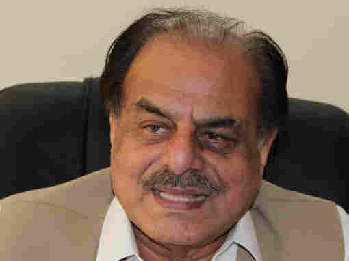 Retired Lt. Gen. and former intelligence chief Hamid Gul