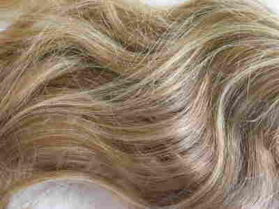 Blonde hair. iStockphoto.com