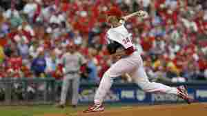 Phillies' Halladay Throws Historic No-Hitter In Playoff