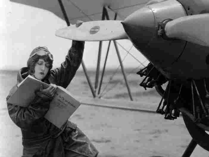 Movie star Dorothy Sebastian circa 1929.