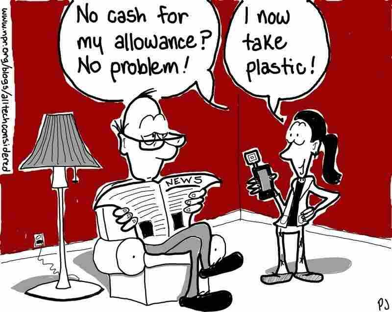 A cartoon by Phil Johnson.
