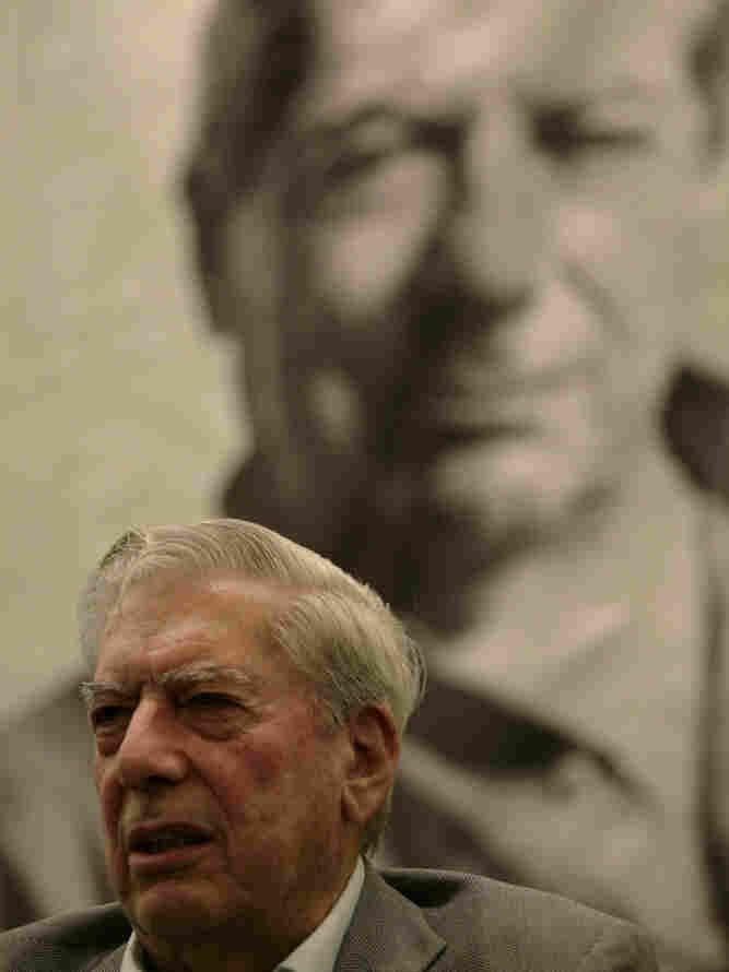 Literaturnobelpreis fuer Mario Vargas Llosa