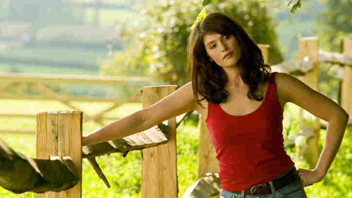 Gemma Arterton as Tamara Drewe