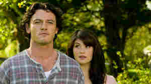 Luke Evans and Gemma Arterton