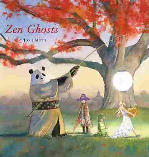 'Zen Ghosts' by Jon J. Muth