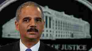 Attorney General Holder announces corruption charges against police in Puerto Rico