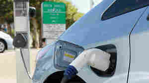In Search Of Charging Stations For Electric Cars