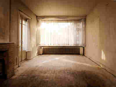 An old empty room. iStockphoto.com