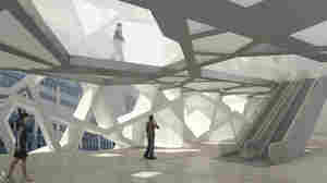 An interior view of the proposed Park51 project.