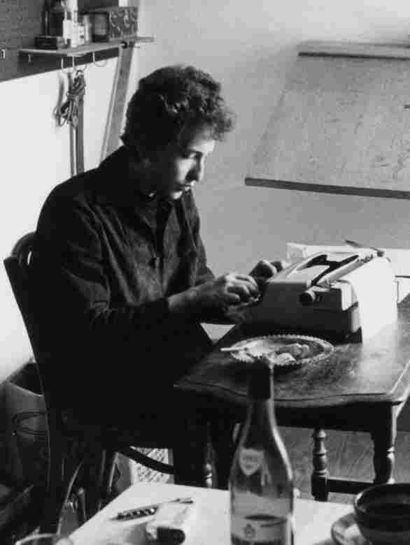 cover art for Bob Dylan's 'Witmark Demos'