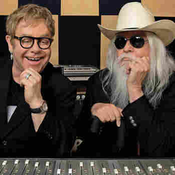 First Listen: Elton John And Leon Russell, 'The Union'