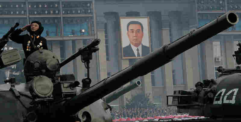 The parade, however, was probably less about showing off the country's military might than about introducing the heir to the North Korean people and building up his image as the next leader, according to Baek Seung-joo, a North Korea analyst at South Korea's Korea Institute for Defense Analyses.