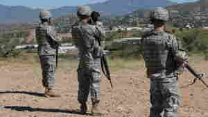 In Arizona, New National Guard Troops Watch Border