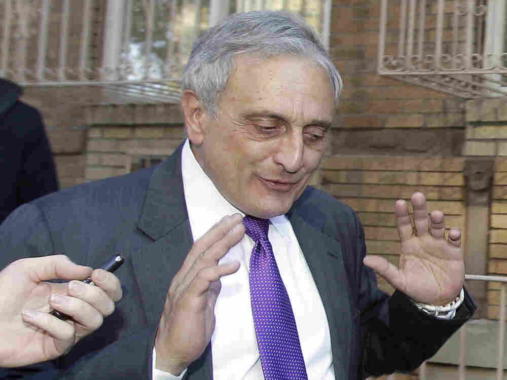 New York Republican gubernatorial candidate Carl Paladino