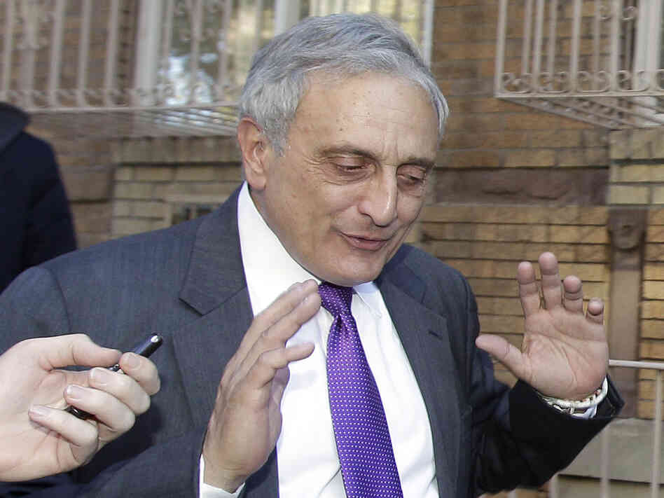 New York Republican gubernatorial candidate Carl Paladino