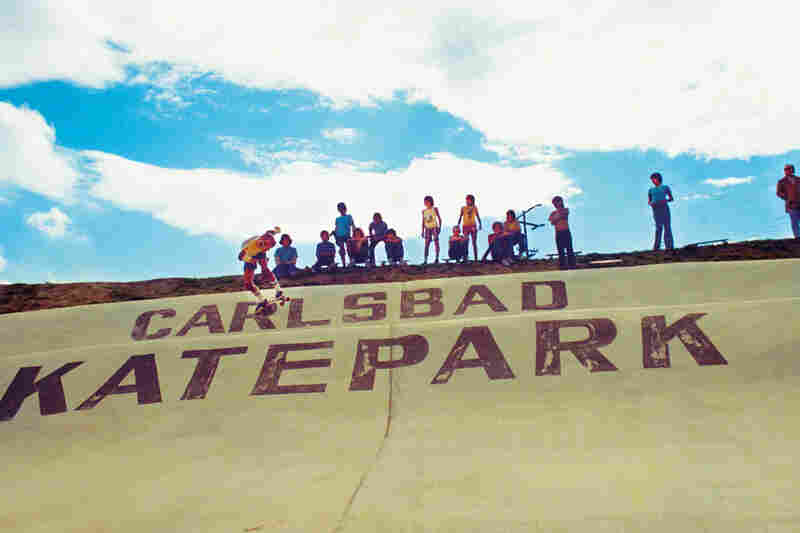 Carlsbad Skate Park, January 1977