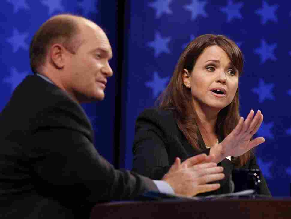 Chris Coons Christine O'Donnell