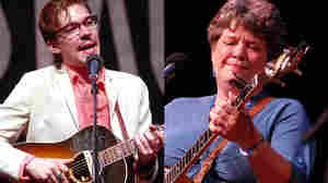 Justin Townes Earle And Laura Boosinger On Mountain Stage