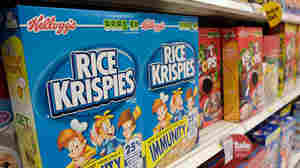 Rice Krispies package