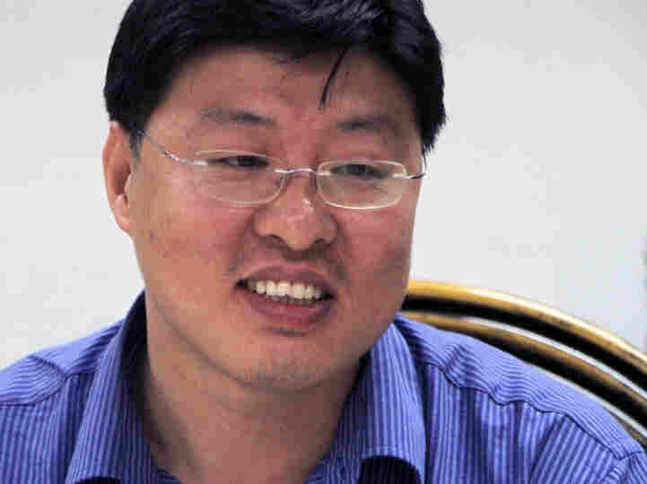 Chinese Christian church elder Abraham Liu Guan