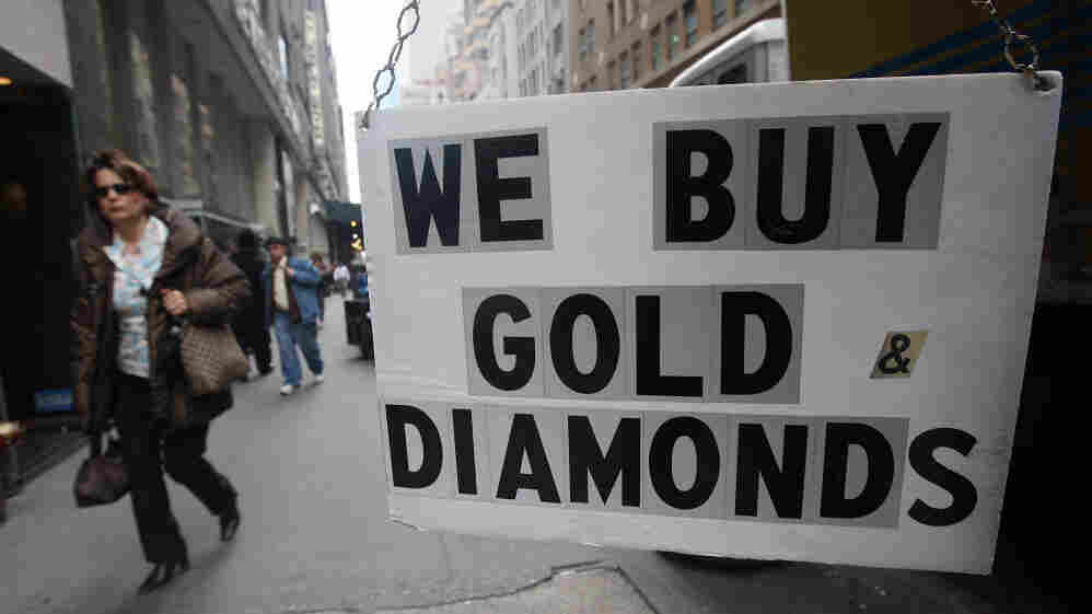 We Buy Gold