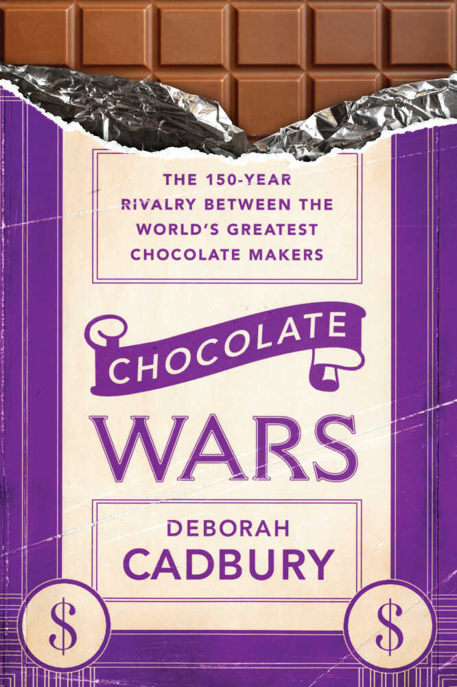 Chocolate Wars Cover