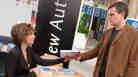 Cecile de France and Matt Damon