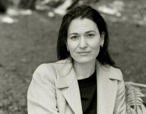 Author Nicole Krauss