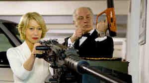 Helen Mirren and John Malkovich
