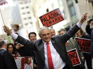 Republican New York State gubernatorial candidate Carl Paladino