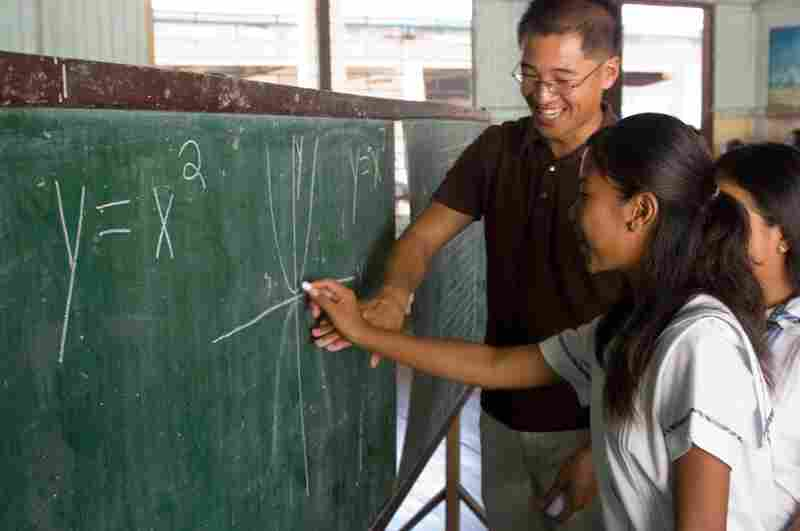 Teaching math in the Philippines, 2006