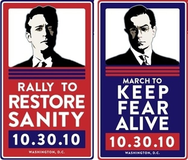 Rally to Restore Sanity/March to Keep Fear Alive