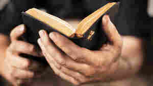 Hands holding a bible. iStockphoto.com