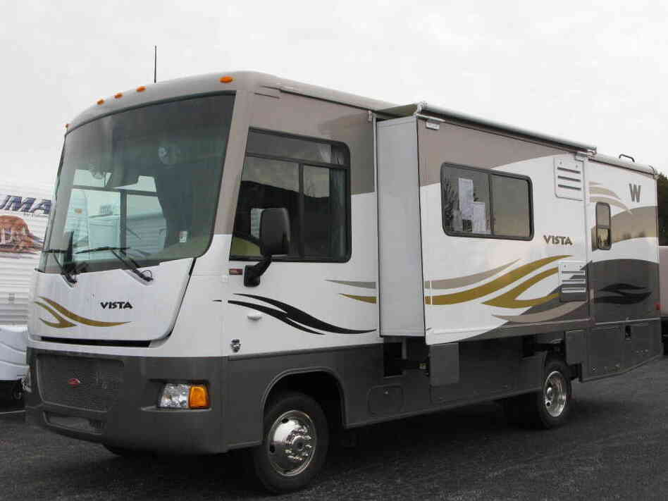 Rv Sales An Indicator That 39 S No Longer Lagging Npr